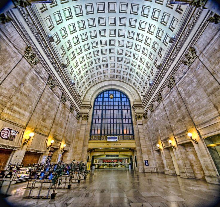 Chicago station