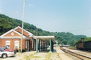 Maysville Station