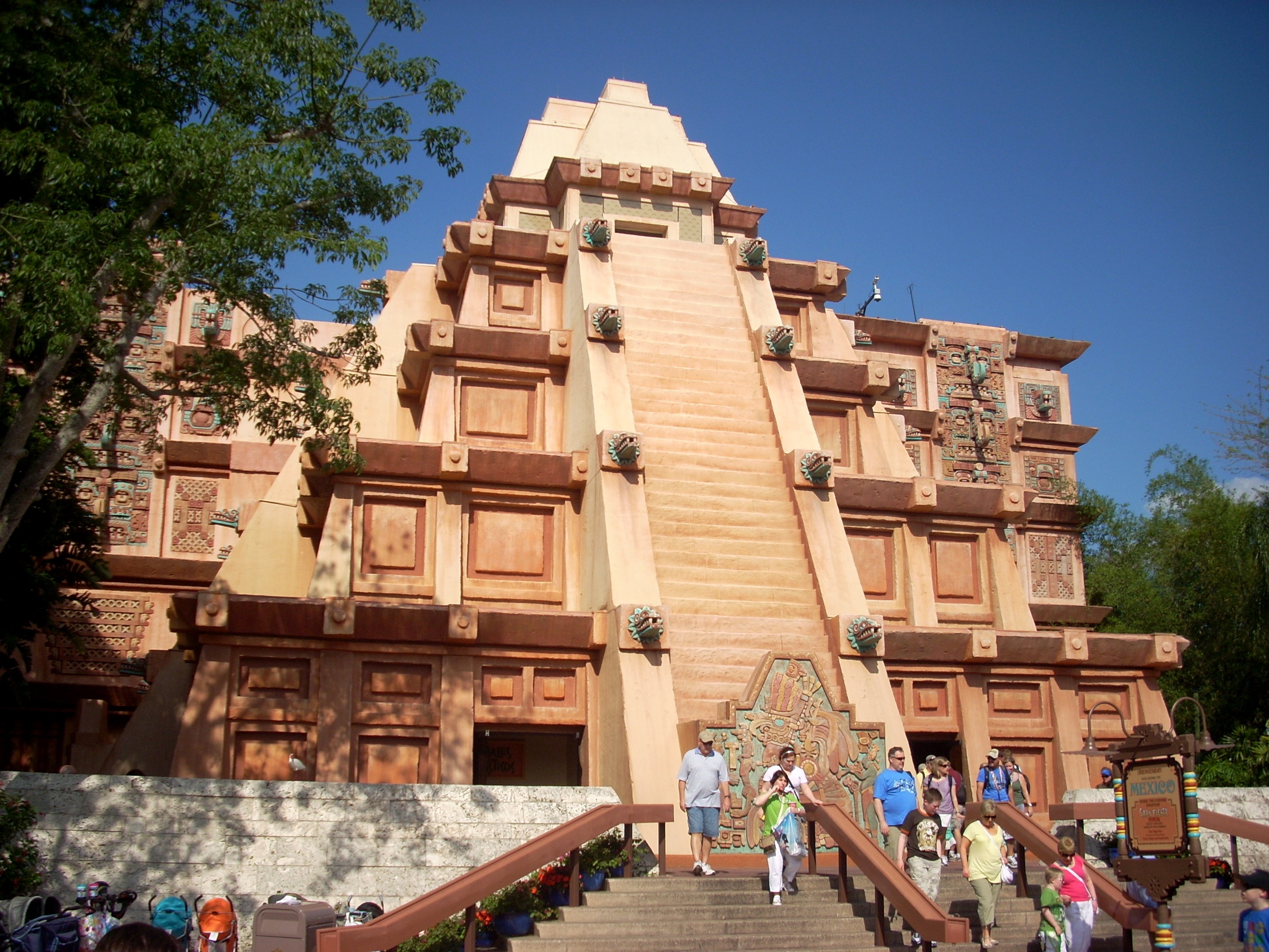 Epcot World Showcase Highlights Of Each Country